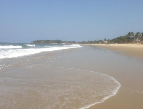Lumbley Beach Freetown