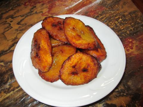 Fried Plantain Maima's
