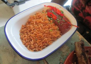 Jollof Rice Competition