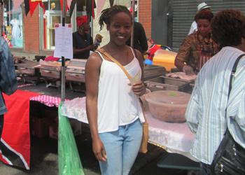 African food event 2015