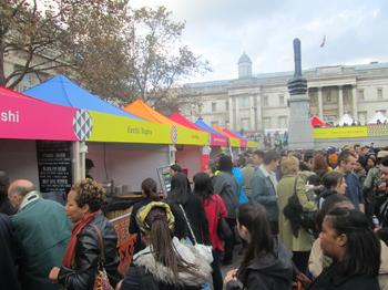 Market Traders And Food Vendors 2017