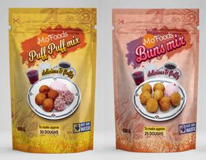 Puff Puff and Buns Mix